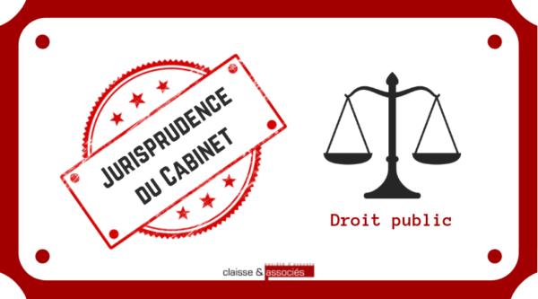 jurisprudence-du-cabinet-droit-public